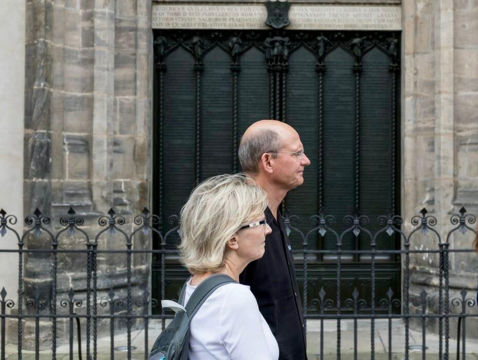 Ted Wilson in Wittenburg  sc 1 st  Adventist World & Ted Wilson in Wittenburg | Adventist World