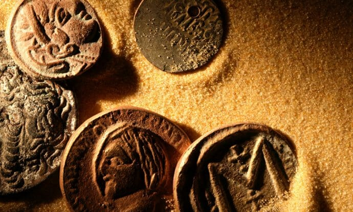 adventist-university-students-come-across-ancient-coins-in-laodicea