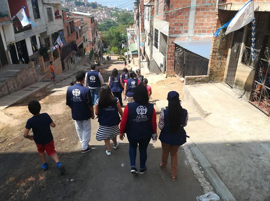 adra-colombia-community